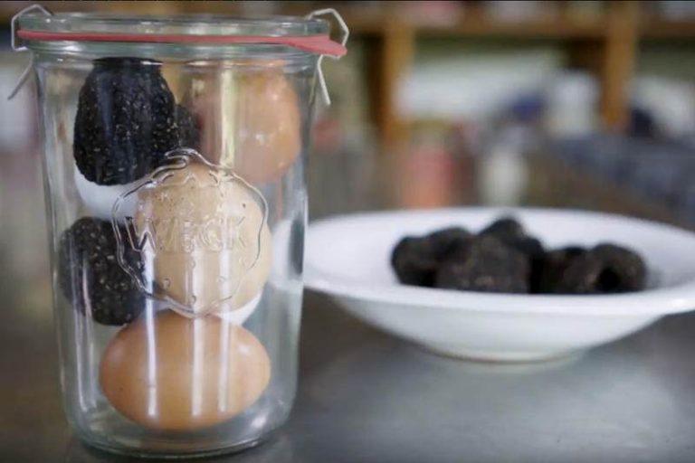 truffes noirs boceaux