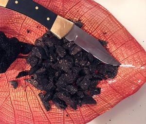 truffes noirs morceaux